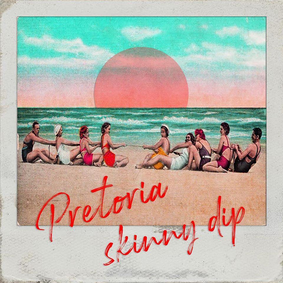 Pretoria CD Cover